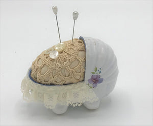 Pin Cushion * China Bassinet