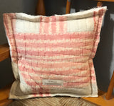 Vintage Quilt Pillow * You are Chosen