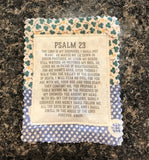 Mini Scripture Quilts * Psalm 23