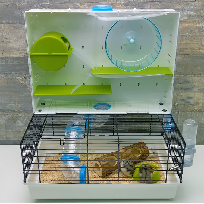Large Arcade Hamster House - Best Hamster Cage