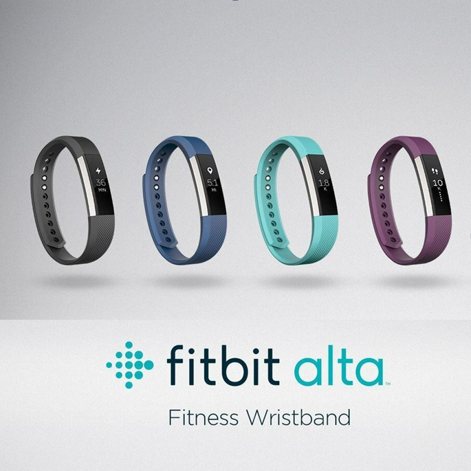 Alta Fitbit ™ Fitness Watch
