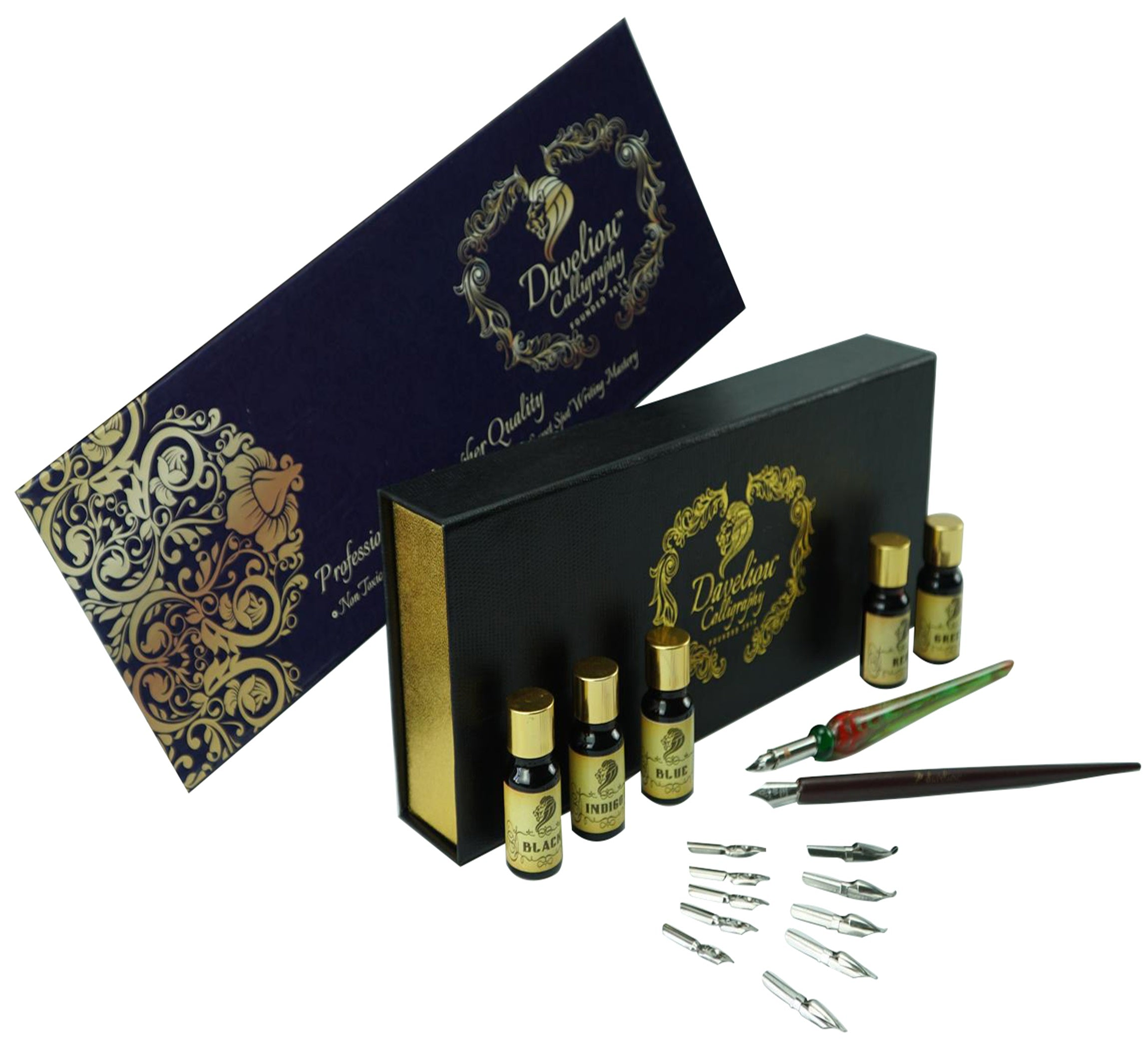 Daveliou™ Calligraphy Pen Set