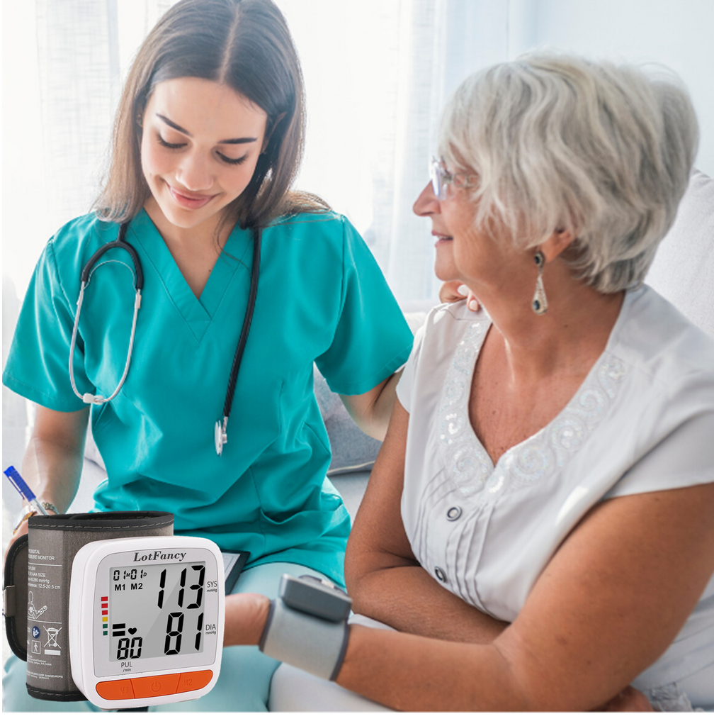 best wrist blood pressure monitor 2019 – you don't have to have a doctor or nurse assist you with this simple bp machine. Do it yourself and keep a watching eye on your systolic blood pressure.