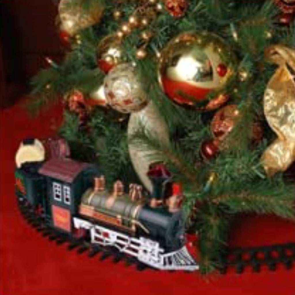 Have hours of christmas express train fun, after setting up our christmas train sets for under the tree. Imagine a set for every christmas tree bringing light, sound and light to your holiday décor.