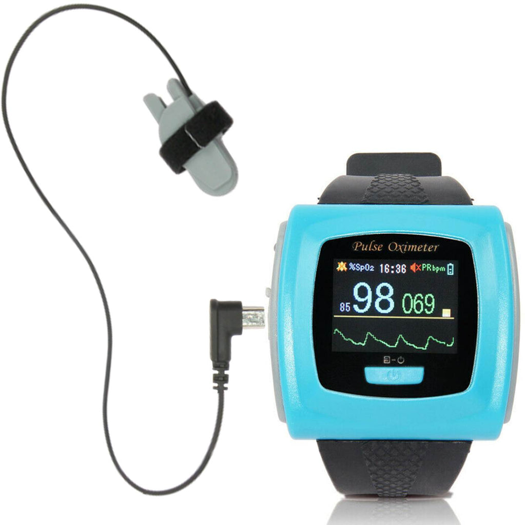 Our overnight pulse oximeter can help you to monitory your oxygen saturation levels while you sleep and alleviate concerns.  It is certified by the FBA and comes standard with a USB cable to connect and download recordings onto your pc.  Quick and easy to use, you can know your pulse and oxygen levels in minutes without having to visit a doctor or hospital.
