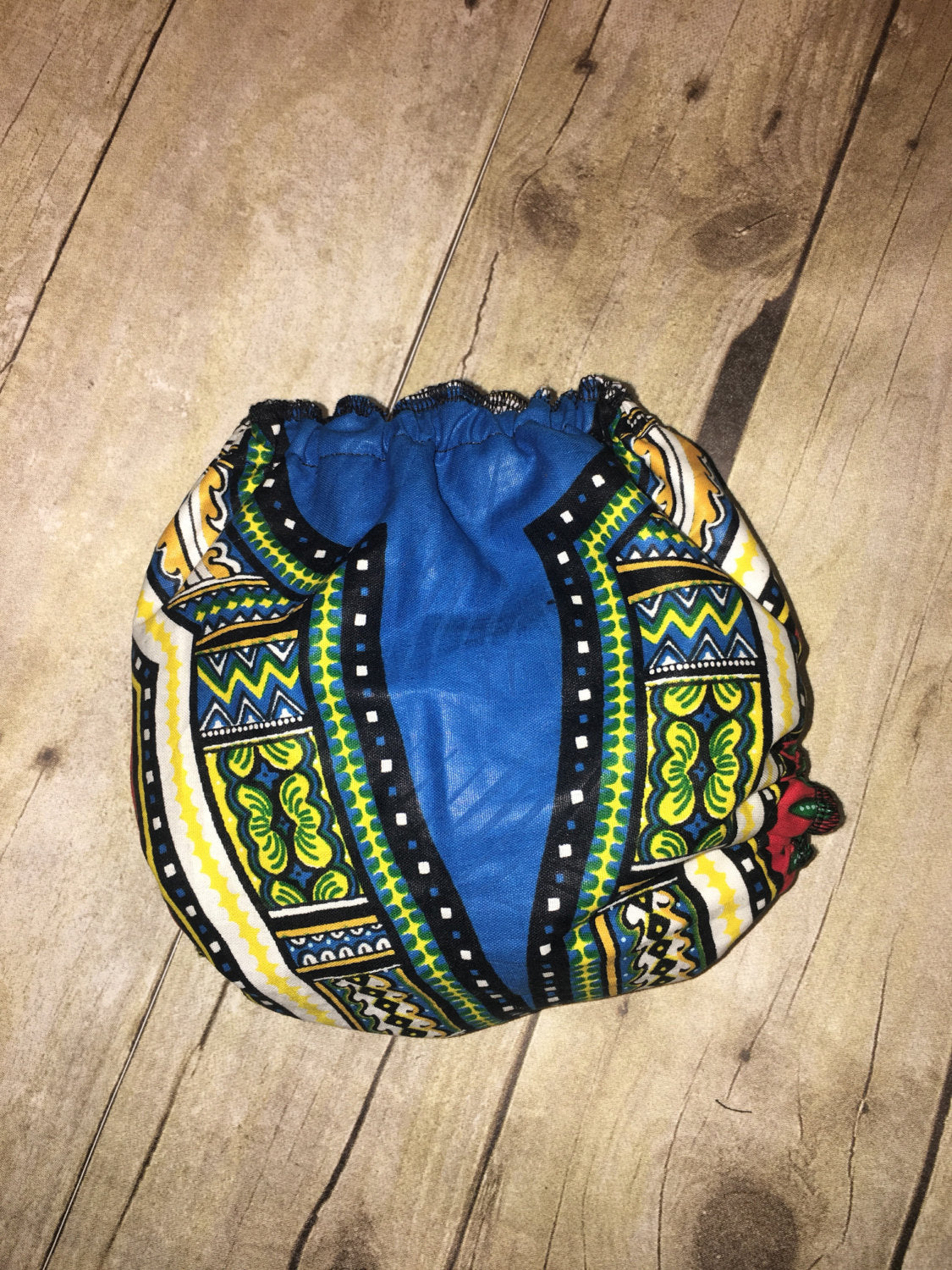 Dashiki cloth diaper