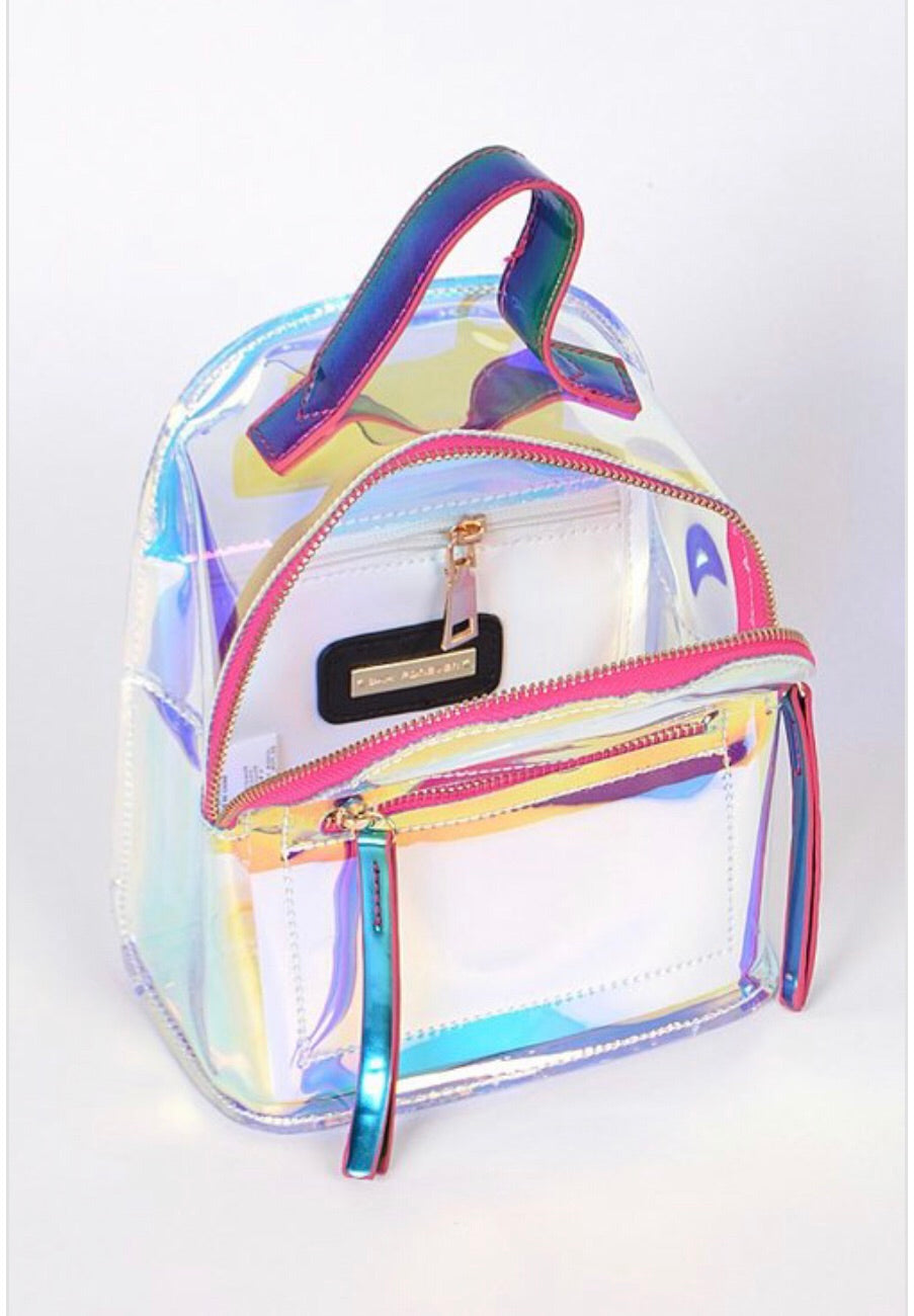 Very cute highlighter  backpack