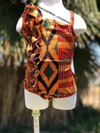 African Print Swimsuit for Little Girls ,African print bathing suit