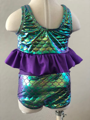 Under the sea two piece