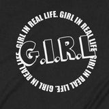 Girl In Real Life Funny Gamer T-shirt