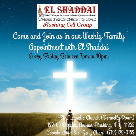 El Shaddai Flushing Cell Group