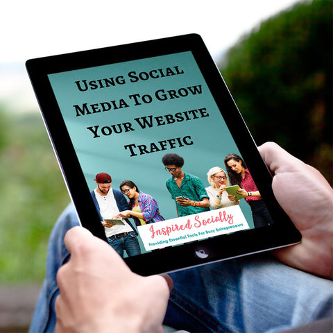 Using Social Media to Grow Your Your Website Traffic