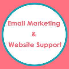 Email Marketing & Website Support