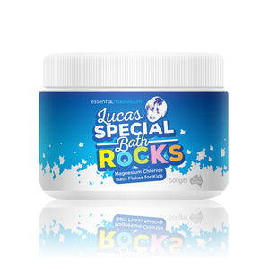 Lucas Special Bath Rocks