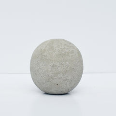 Natural Decorative Concrete Sphere Home Decor Accent