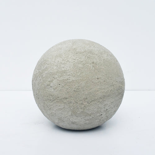 Decorative Sphere - Cement