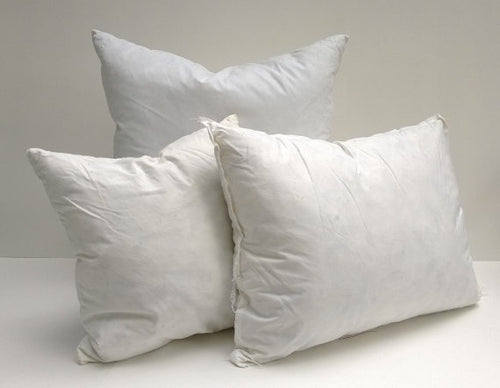 Down & Feather Pillow Insert