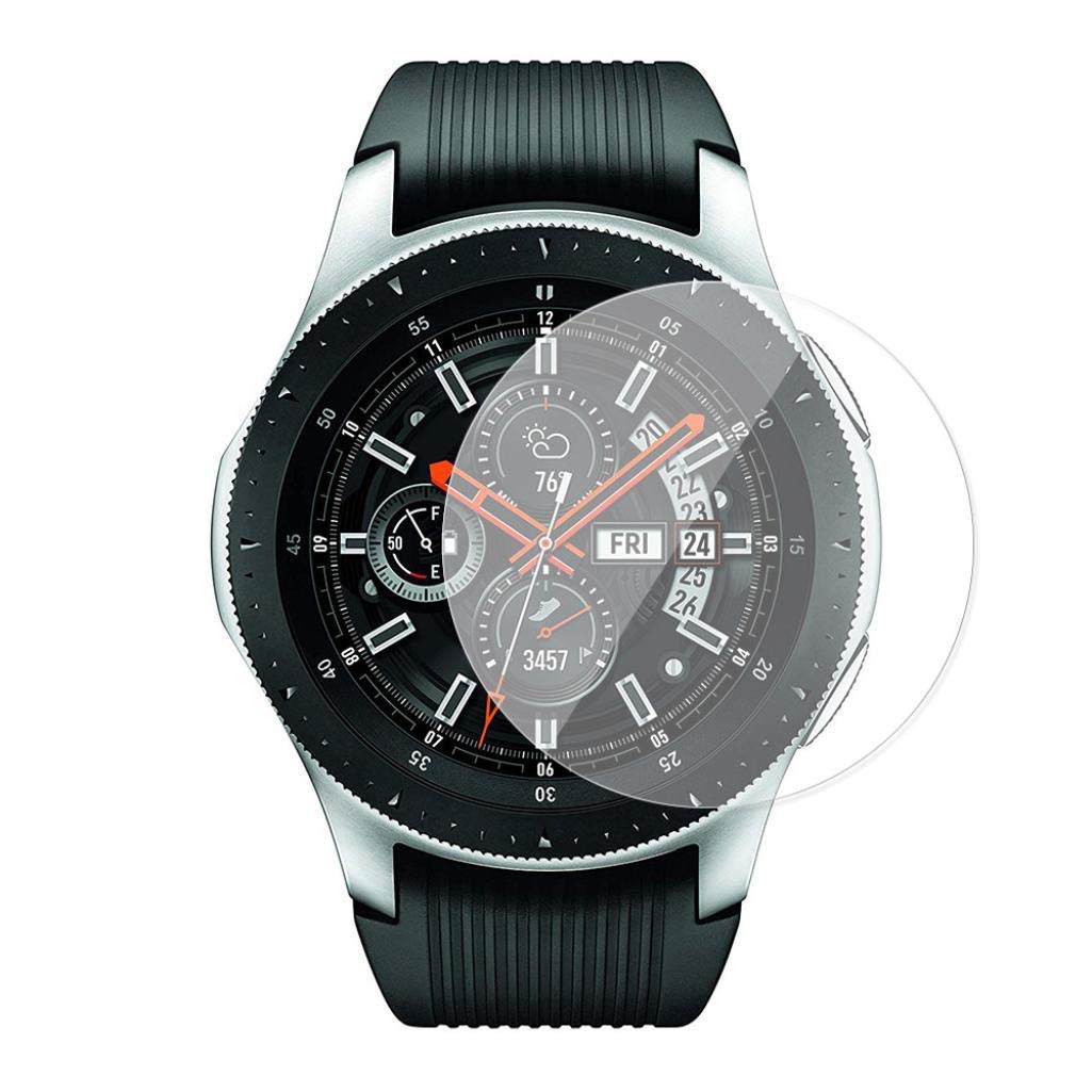 Samsung Galaxy Watch 42mm Tempered Glass Screen Protector Guard