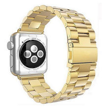 Apple Watch Stainless Steel Band Strap (Series 1 - 4)