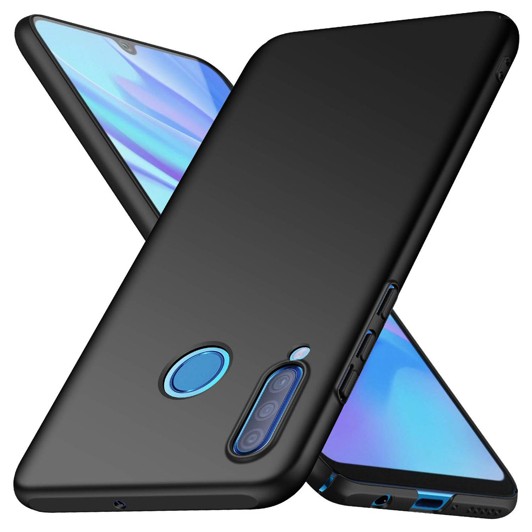 Huawei P30 lite Case Ultra Slim Matte Black