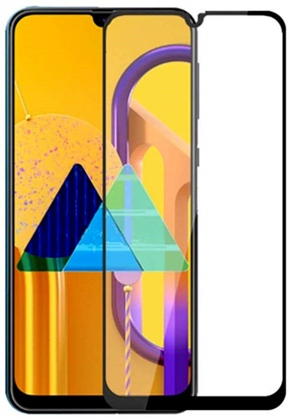 Samsung Galaxy M30s Tempered Glass Screen Protector Full Coverage