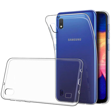 Samsung Galaxy A10 Case Clear Gel