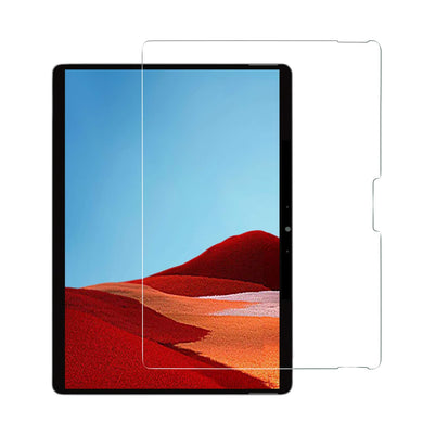 Microsoft Surface Pro X Tempered Glass Screen Protector Guard