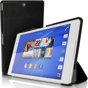 Sony Xperia Z3 Tablet Compact Case Smart Book