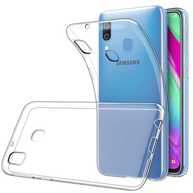 Samsung Galaxy A40 Case Clear Gel