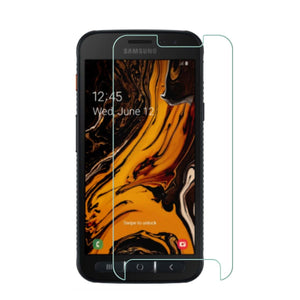 Samsung Galaxy Xcover 4s Tempered Glass Screen Protector Guard (Case Friendly)