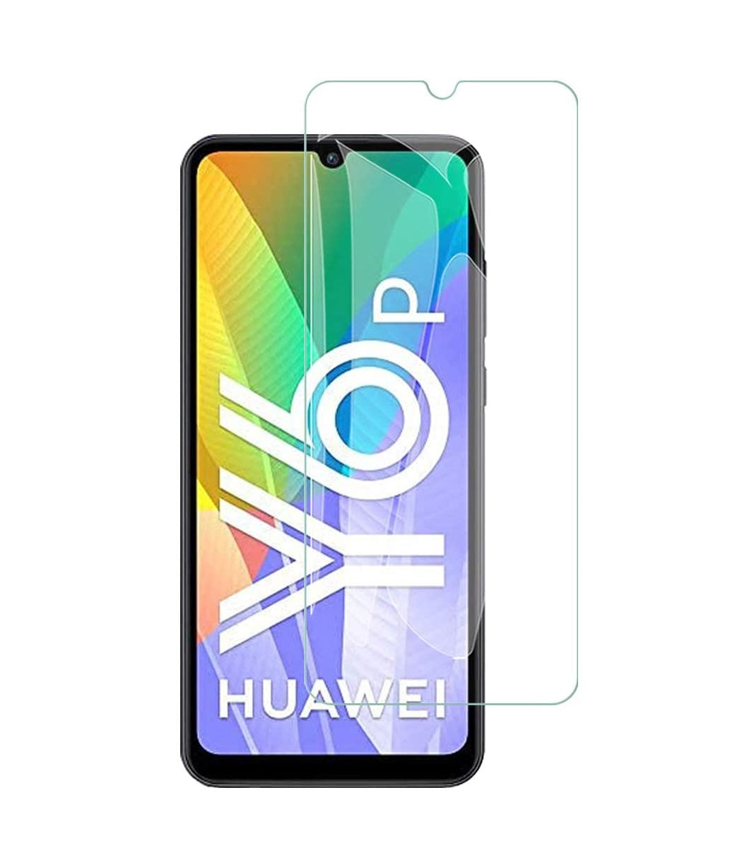 Huawei Y6p Tempered Glass Screen Protector Guard (Case Friendly)