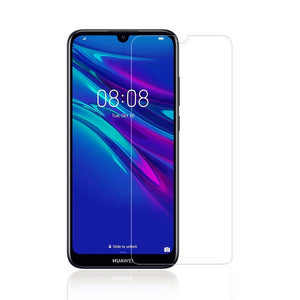 Honor 8A Pro Tempered Glass Screen Protector Guard (Case Friendly)
