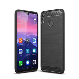 Huawei Honor 8X Max Case Carbon Fibre Black