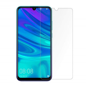 Huawei P smart 2019 Tempered Glass Screen Protector Guard (Case Friendly)
