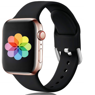 Apple Watch Classic Buckle Sports Band Strap (Series 1 - 5)
