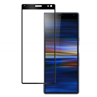 Sony Xperia 10 Plus Tempered Glass Screen Protector Full Coverage