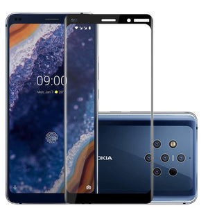 Nokia 9 PureView Tempered Glass Screen Protector Full Coverage