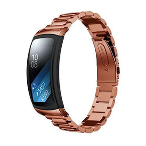 Samsung Gear Fit2 Stainless Steel Band Strap