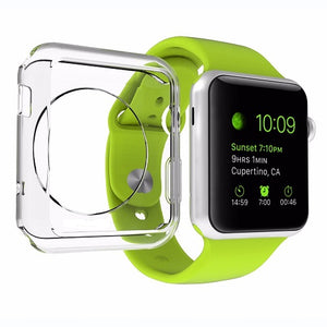 Apple Watch Clear Gel Case (Series 1 - 3)