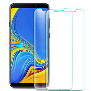 Samsung Galaxy A9 (2018) Glass Screen Protector Guard (Case Friendly)