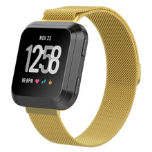 Fitbit Versa Luxury Milanese Loop Band Strap