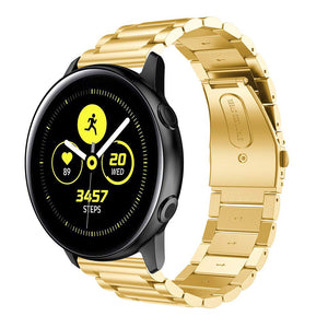 Samsung Galaxy Watch Active Steel Band Strap