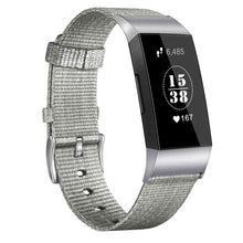 Fitbit Charge 3 / 4 Strap Woven Nylon Band