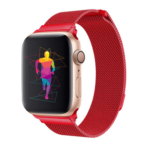Apple Watch Luxury Milanese Loop Band Strap (Series 1 - 4)