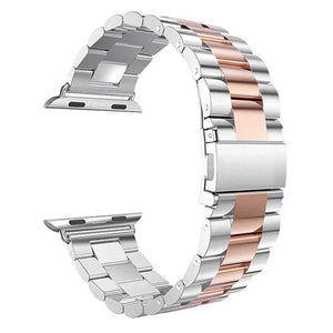 Apple Watch Series 5/6 Stainless Steel Band Strap