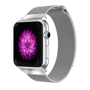 Apple Watch Luxury Milanese Loop Band Strap (Series 3/4/5/6)