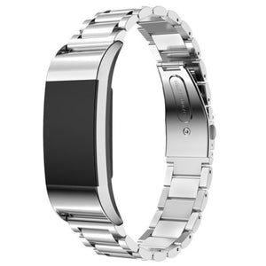 Fitbit Charge 2 Stainless Steel Band Strap