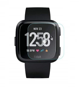 Fitbit Versa Tempered Glass Screen Protector Guard