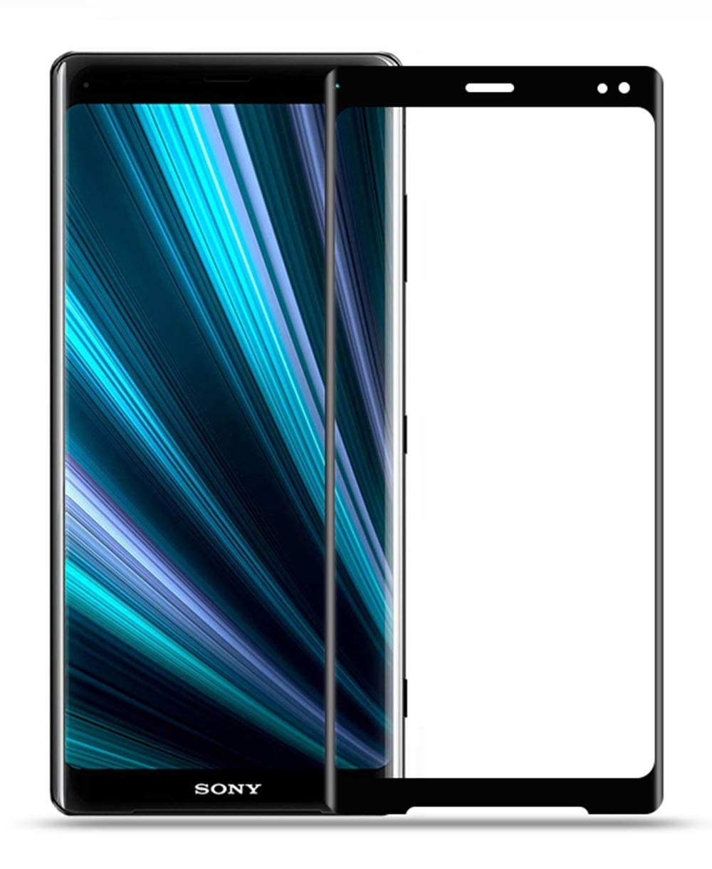Sony Xperia XZ3 Tempered Glass Screen Protector Full Coverage