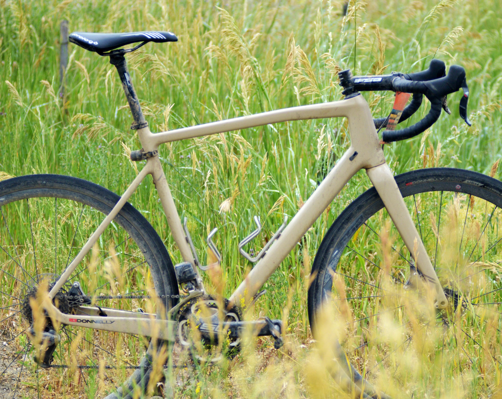 Donnelly G//C Gravel Carbon Bike Jamey Driscoll Dirty Kanza 200